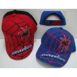 24 of Child's Spider Hat With Web & Spider