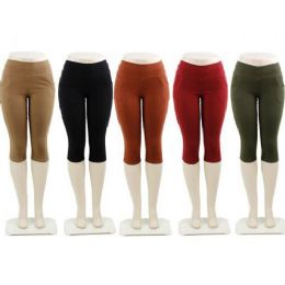 48 of Ladies Capri Pants