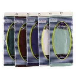 """72 of Shower Curtain Liner W/grommets & Magnets 70"""" X 72"""""""