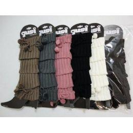 120 of Leg WarmerS--Tie & Pompoms [p]