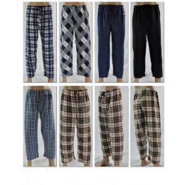 48 of Mans Fleece Sleep Pants