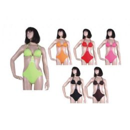 36 of 1pc Swimsuit On Hanger