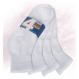 48 of Boys Ankle Sock 4 Pack
