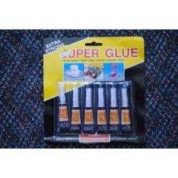 48 of 6pcs Super Glue