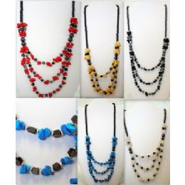 48 of Stone Chips Magnetic Necklace