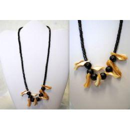 48 of Hematite Handmade Shell Necklace