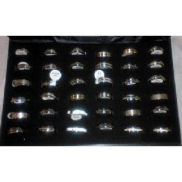 36 of Stainless Steel Ring