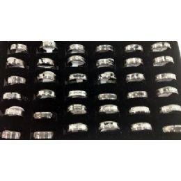 72 of Stainsteel Ring For Man/ Woman