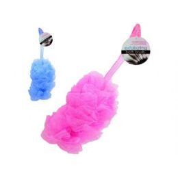 36 of Exfoliating Bath Brush With Handle