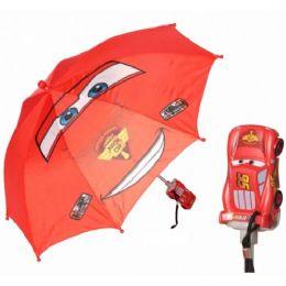12 of Red Cars Umbrella