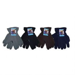 24 of Winter Fleece Glove Men hd