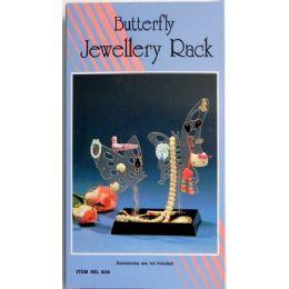 144 of Butterfly Jewelry Rack