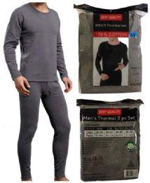 24 of Man Thermal Wear Set (shirt + Pants)