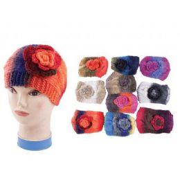 120 of Tie Die Headband Round Style Wide Size