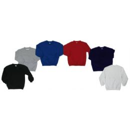 36 of Boys Crew Neck Fleece Sweater