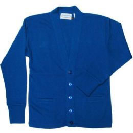 6 of School Uniform Cardigan