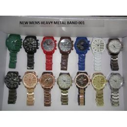 24 of Heavy Metal Mens Watches