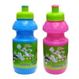 48 of Looney Tunes Water Bottle 12oz