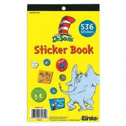 24 of Dr Seuss Sticker Book