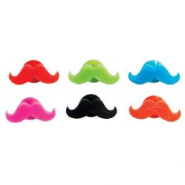 300 of Mustache Charm Toy