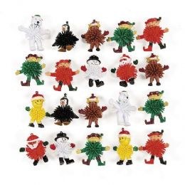 72 of Winter Wooly Man Toy