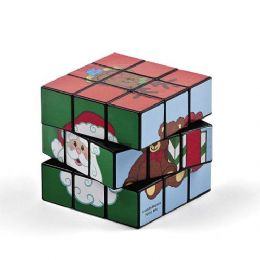 48 of Friends Magic Christmas Cube Puzzle