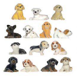 300 of Fuzzy Friends Puppies Figurine