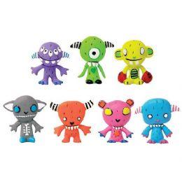 200 of The Gooli Toy Mini Art Monsters