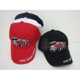 24 of Kids Fire Truck Hat