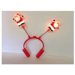 144 of Light Up Santa Headpiece