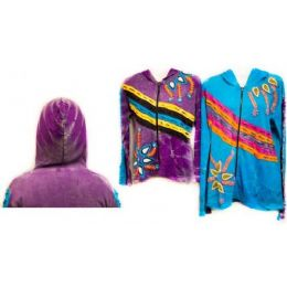 12 of Nepal Handmade Cotton Jackets With Hood Design