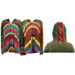 12 of Nepal Handmade Cotton Jackets With Hood