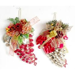 72 of Closeout Hanging Large Christmas Acorn
