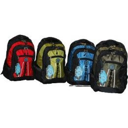 "24 of 19"" HeavY-Duty Backpack Mixed Color"