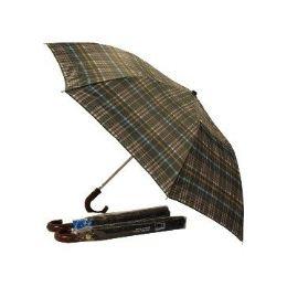"24 of Umbrella -48"" Auto King Size W/burgundy Handle"