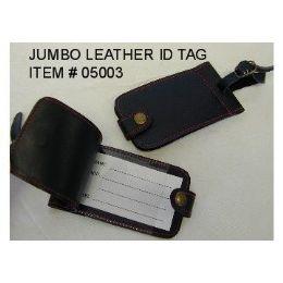 120 of Jumbo Leather Id Tag