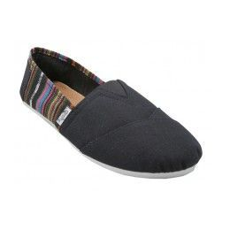 36 of Girls' Canvas Shoes Black Only