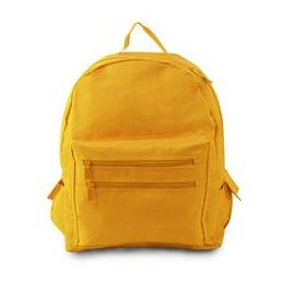 12 of Backpack On A Budget - Bright Yellow