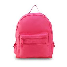 12 of Backpack On A Budget - Hot Pink
