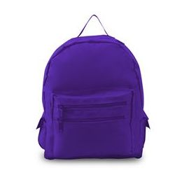 12 of Backpack On A Budget - Purple