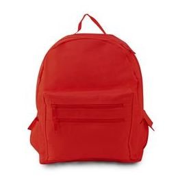 12 of Backpack On A Budget - Red