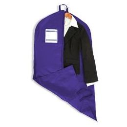 96 of Garment Bag - Purple