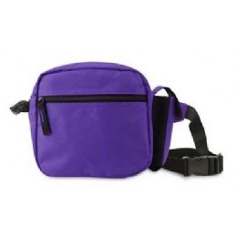 36 of The Companion Fanny Waist Pack - Purple