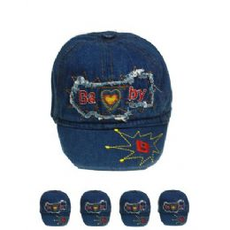 72 of Kid Summer Hat One Color