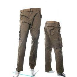 12 of Men's Fashion Cargo Pants 100% Cotton Size Scale A