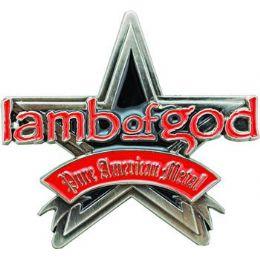 72 of Lamb Of God Belt Buckle