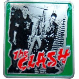 96 of The Clash Belt Buckle