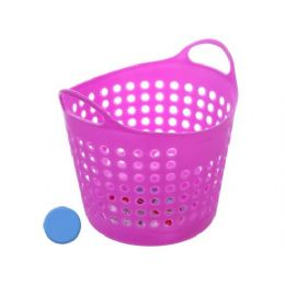 144 of Storage Basket Assorted Colors