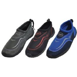 36 of Boys Acqua Shoes Assorted Color