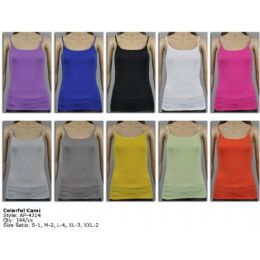 144 of Ladies White Only Tank Top